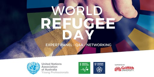United Nations World Refugee Day 2019