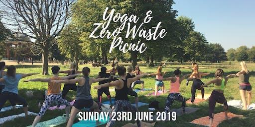 Yoga & Zero Waste Picnic