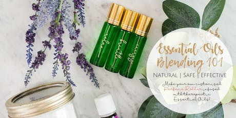 Essential Oils Blending 101 tickets