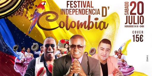 Festival independencia de Colombia