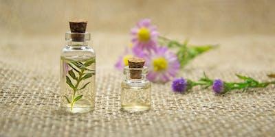 Essential Oils DiY Workshop - Make your own oil bl