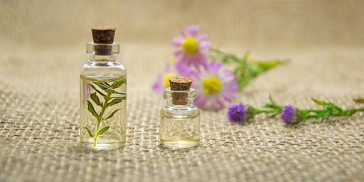 Essential Oils DiY Workshop - Make your own oil blend! - 16 June