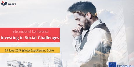 Investing in Social Challenges tickets
