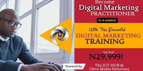 ATTEND THIS PROFESSIONAL DIGITAL MARKETING MASTER-CLASS tickets