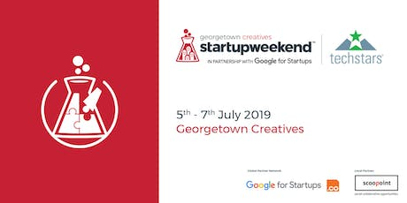 Startup Weekend George Town : Creatives Edition tickets
