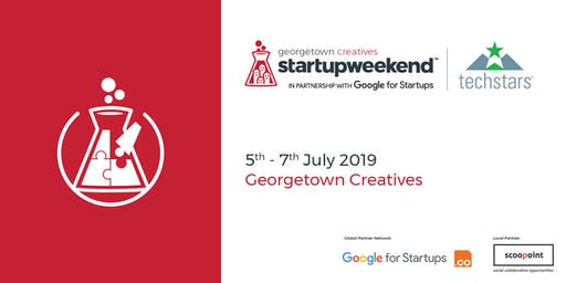 Startup Weekend George Town : Creatives Edition