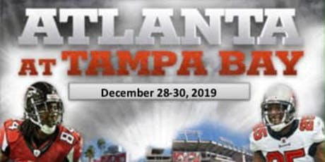 Atlanta Falcons @ Tampa Bay Buccaneers 2019 tickets