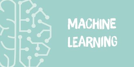 Machine Learning och Algoritmer tickets