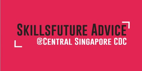 SkillsFuture Advice @ Central Public Library (English Sessions) tickets