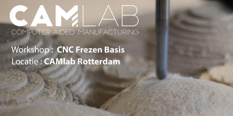 Workshop: CNC Frezen Basis tickets