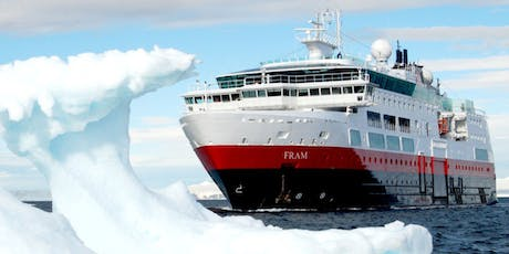 Hurtigruten Expedition Presentation  tickets