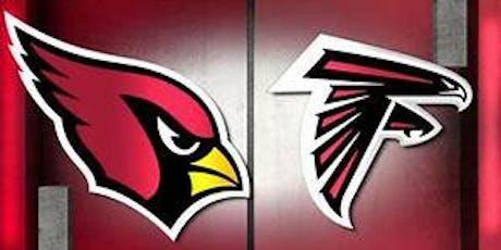 Atlanta Falcons @ Phoenix Cardinals 2019 tickets
