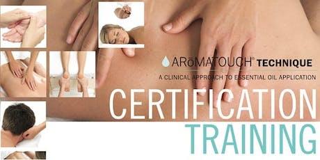 Aromatouch Technique Certification Training - Monkstown, Dublin tickets