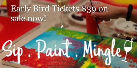 Chill & Paint Night @ Auckland City Hotel  -  Aurora Australis tickets