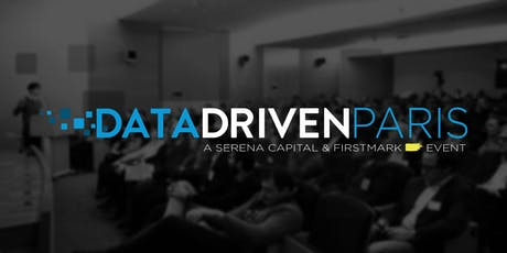 Data Driven Paris billets