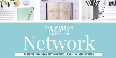 WEDCON - The Wedding Industry Supplier Network National UK Event   tickets