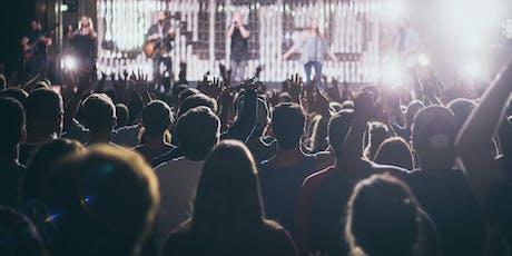 Concert a cegues  entradas