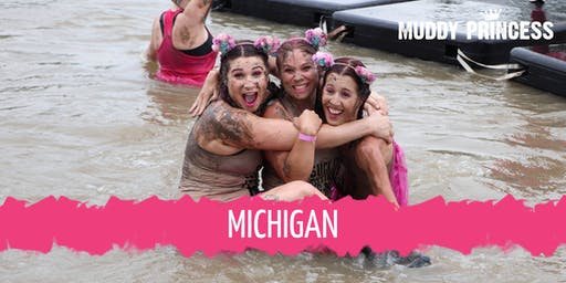 Muddy Princess Michigan