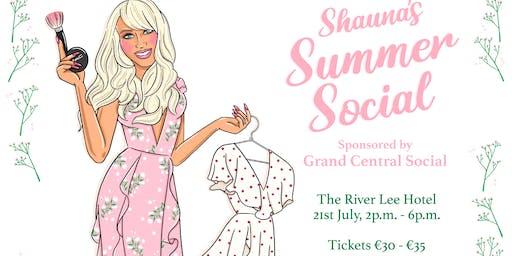 Shauna's Summer Social