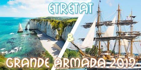 Découverte Etretat & Rouen - Special Grande Armada 2019 tickets