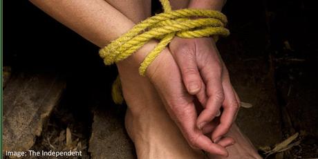 MODERN DAY SLAVERY & HUMAN TRAFFICKING tickets