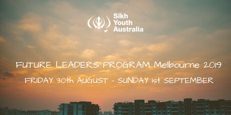 SYA Future Leaders Program 2019 - Melbourne tickets