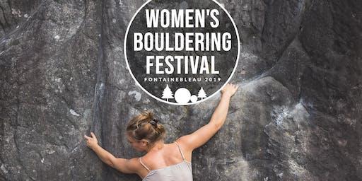 Women's Bouldering Festival 2019 | Fontainebleau
