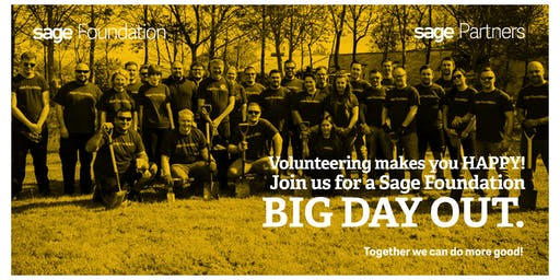 Sage Foundation & Sage Partners Big Day Out - Manchester