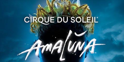 Cirque du Soleil in Oaks - AMALUNA