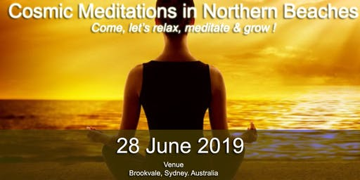 Silent Transmissions   Cosmic Meditation   Connect with your True Soul   Northern Beaches