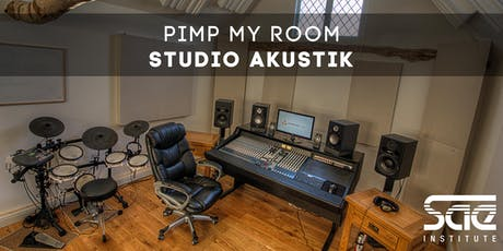 PIMP MY ROOM - Studio Akustik-Elemente DIY Tickets