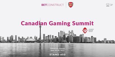 BetConstruct at Canadian Gaming Summit