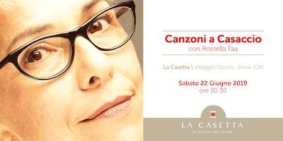 Canzoni a Casaccio