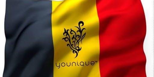RÉUNION D'OPPORTUNITÉ YOUNIQUE ET PRESENTATION DES PRODUITS EN BELGIQUE