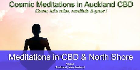 Kosmic Fusion | Silent Meditations & Transmissions | Sree Maa | Shri Ji | New Zealand tickets