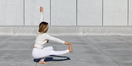 Outdoor Yoga Berlin Mitte tickets