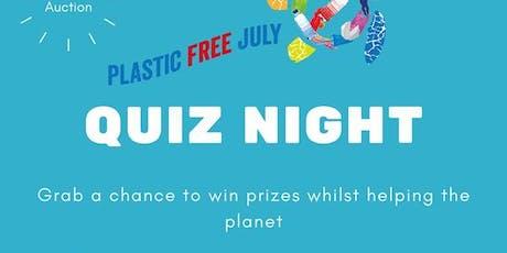 Plastic Free July Quiz Night tickets