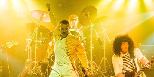 Freddie Mercury Tribute Night Halesowen
