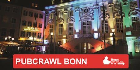Pubcrawl Bonn - Bonn City Tours Tickets