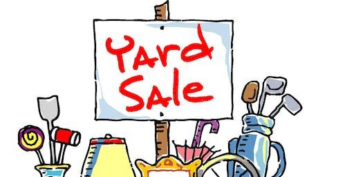 Cresthill Church Community Yard Sale