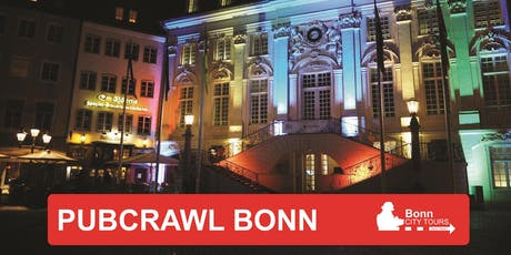 Pubcrawl Bonn - Bonn City Tours Tickets