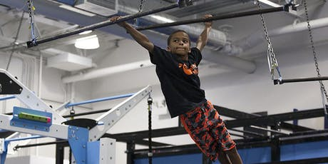 Summer Kid's Night Out - Be a Ninja Warrior! tickets