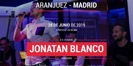 Concierto Jonatan Blanco en Pause&Play C.C. El Deleite entradas