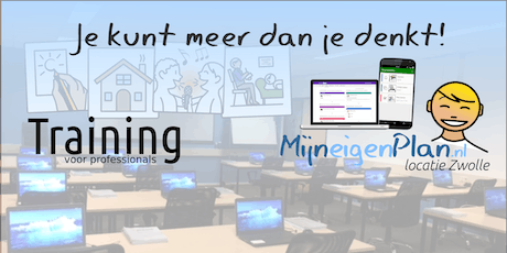 MijnEigenPlan Training voor professionals September 2019 tickets