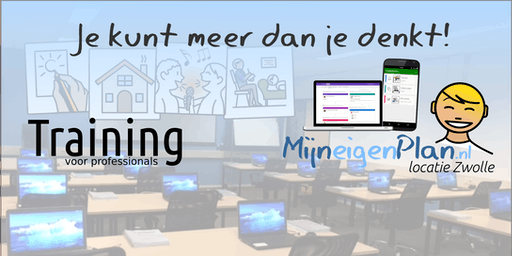 MijnEigenPlan Training voor professionals September 2019