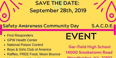 Safety Awareness Community Day Event tickets