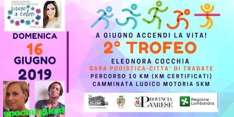 2° Trofeo Eleonora Cocchia biglietti