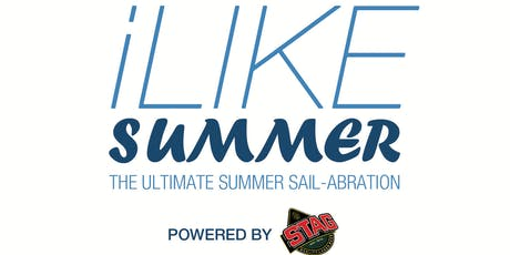 iLIKE Summer | The Ultimate Daytime Summer Sail(abration) tickets