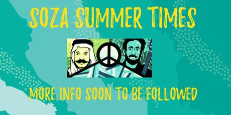 SOZA Summer Times tickets