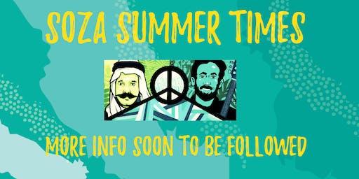 SOZA Summer Times